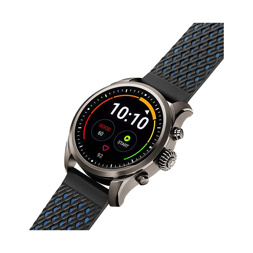 Montblanc Smartwatch Summit 2 Titan Sport Edition 119563