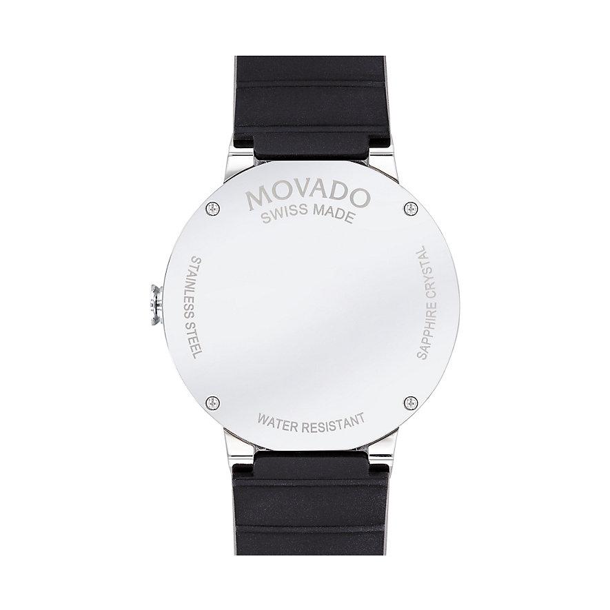 Movado Herrenuhr Sapphire 607406