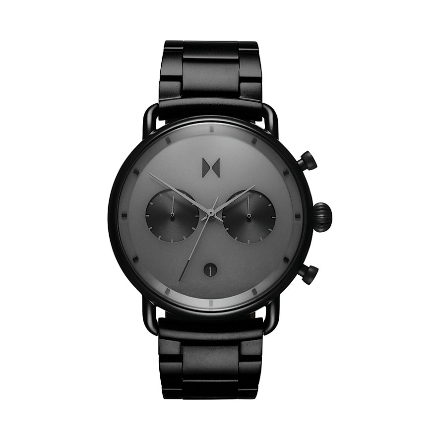 MVMT Herrenuhr Blacktop D-BT01-BB