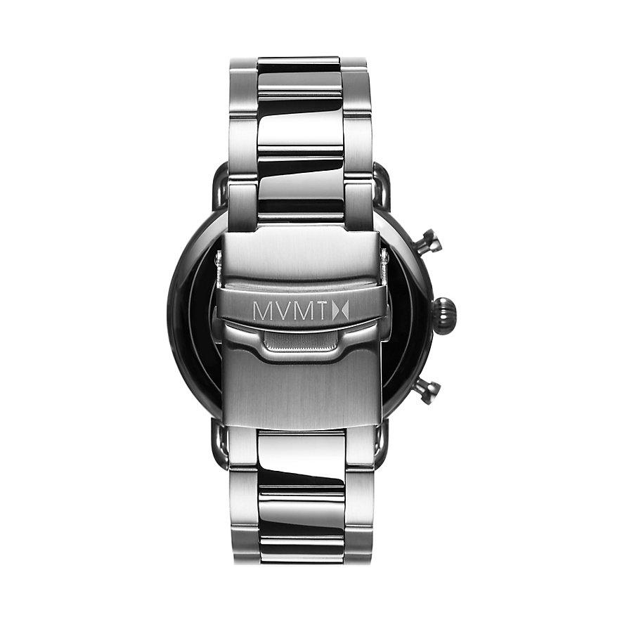 MVMT Herrenuhr Blacktop D-BT01-BLUS