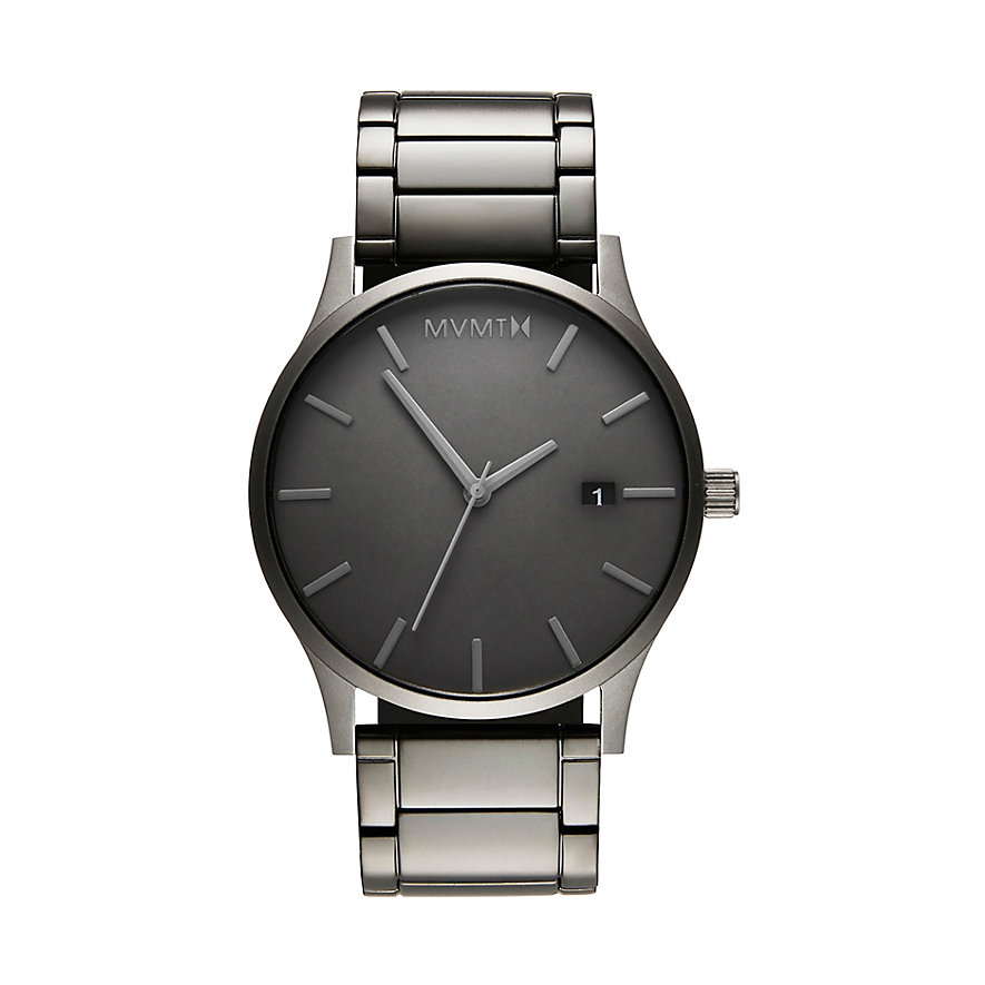 MVMT Herrenuhr Monochrome D-MM01-GR