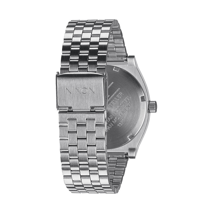 Nixon Armbanduhr Time Teller Black A045 000