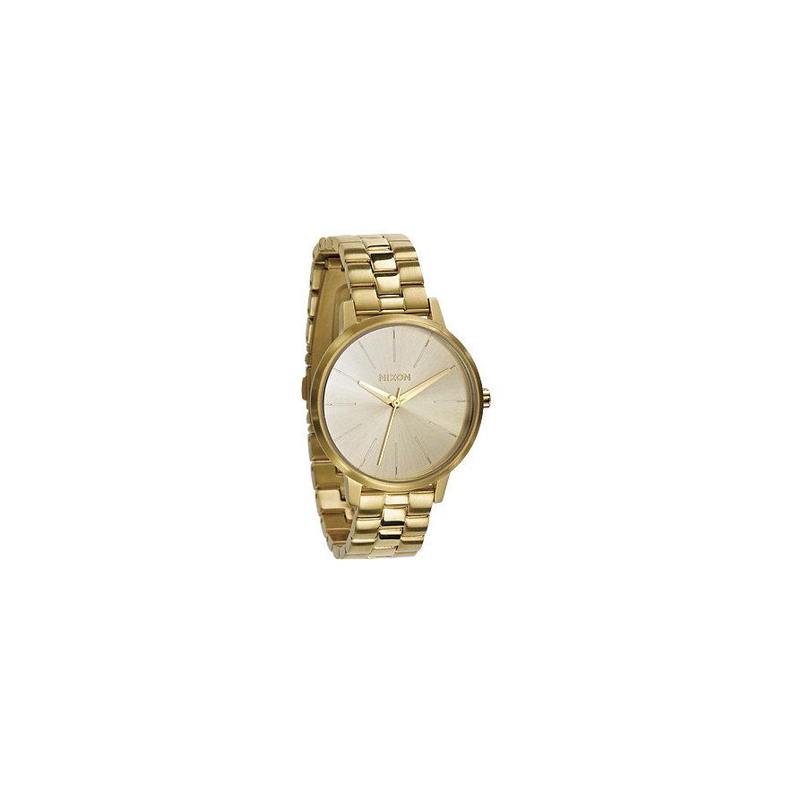 Nixon Damenuhr Kensington-all Gold A099 502