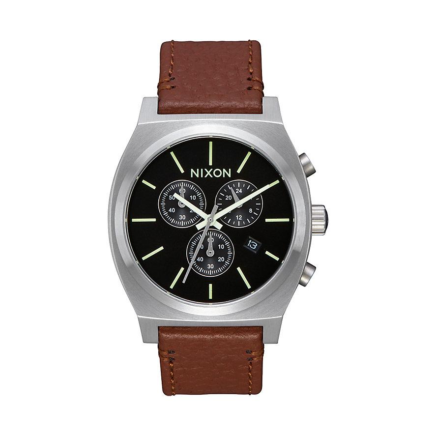 Nixon Herrenchronograph Time Teller A1164 1037-00