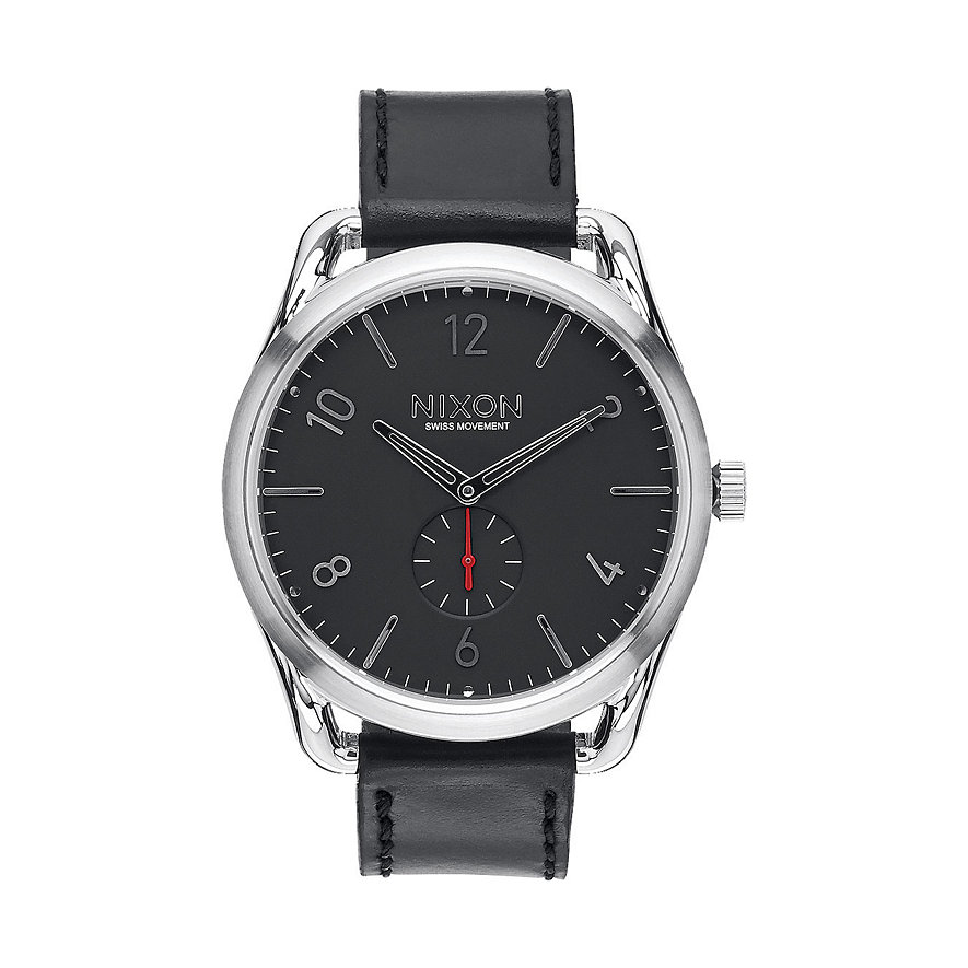 nixon-herrenuhr-c45-leather-a465-008