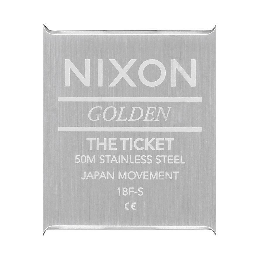Nixon Herrenuhr Ticket A1262-625-00