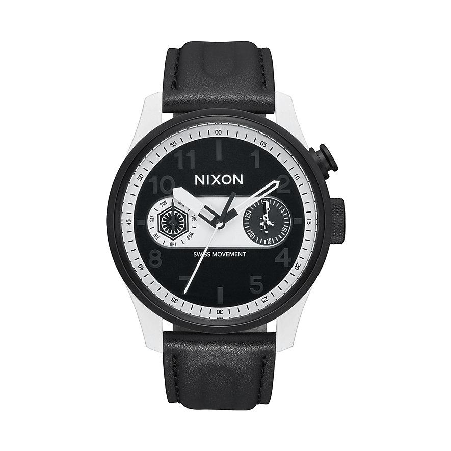 Nixon Uhr Safari Deluxe Leather A977SW 2243-00