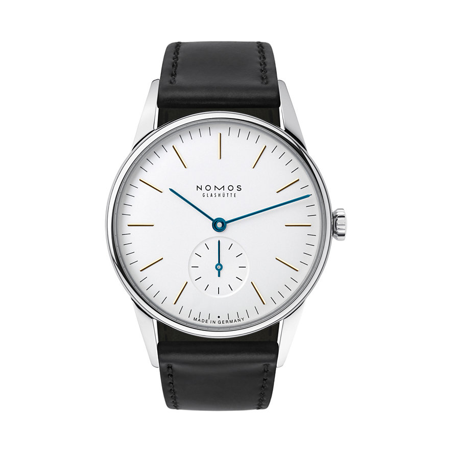 Nomos Glashütte Herrenuhr Orion 309