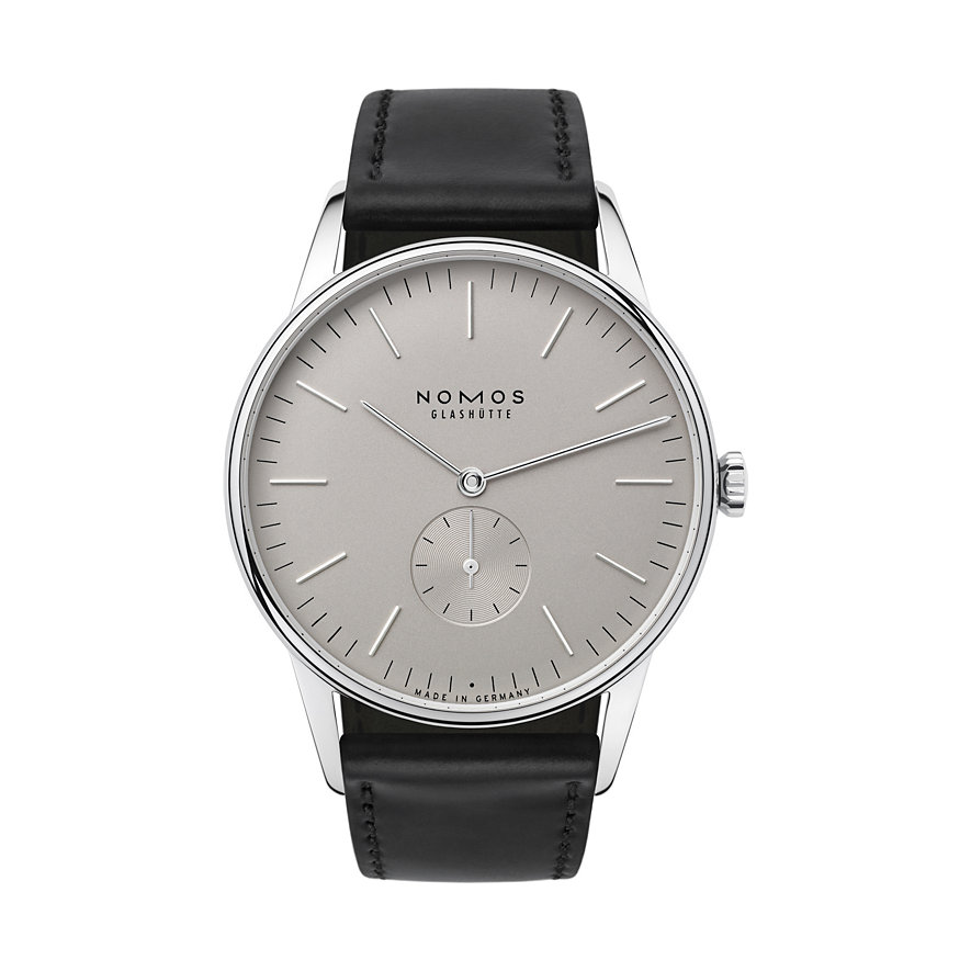 Nomos Glashütte Herrenuhr Orion 38 383