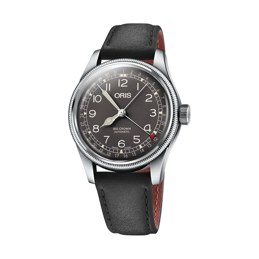 Oris Herrenuhr Big Crown Pointer Date 01 754 7741 4064-07 5 20 65