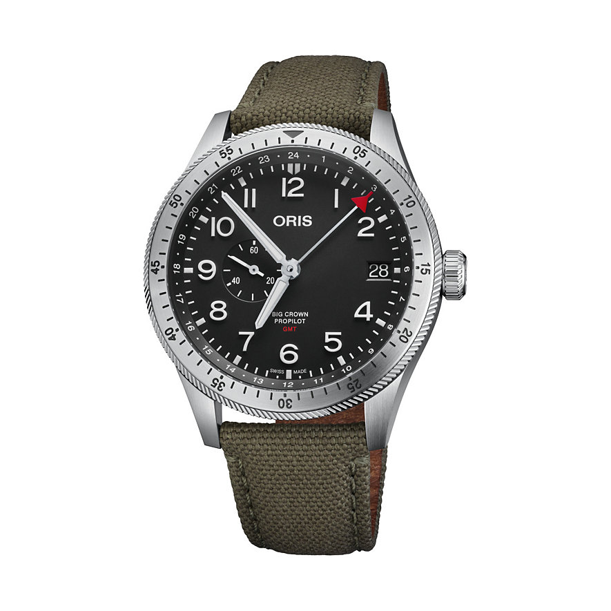 Oris Herrenuhr Big Crown Propilot Timer 01 748 7756 4064-07 3 22 02LC