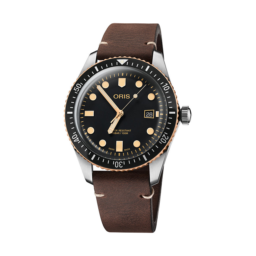 Oris Herrenuhr Divers Sixty-five 01 733 7720 4354-07 5 21 44
