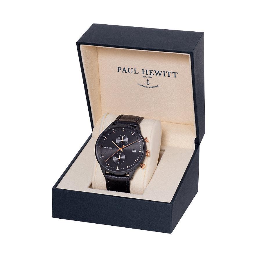 Paul Hewitt Chronograph Chrono Line PH-C-B-BSR-2M