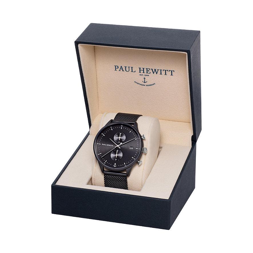 Paul Hewitt Chronograph Chrono Line PH-C-B-BSS-5M