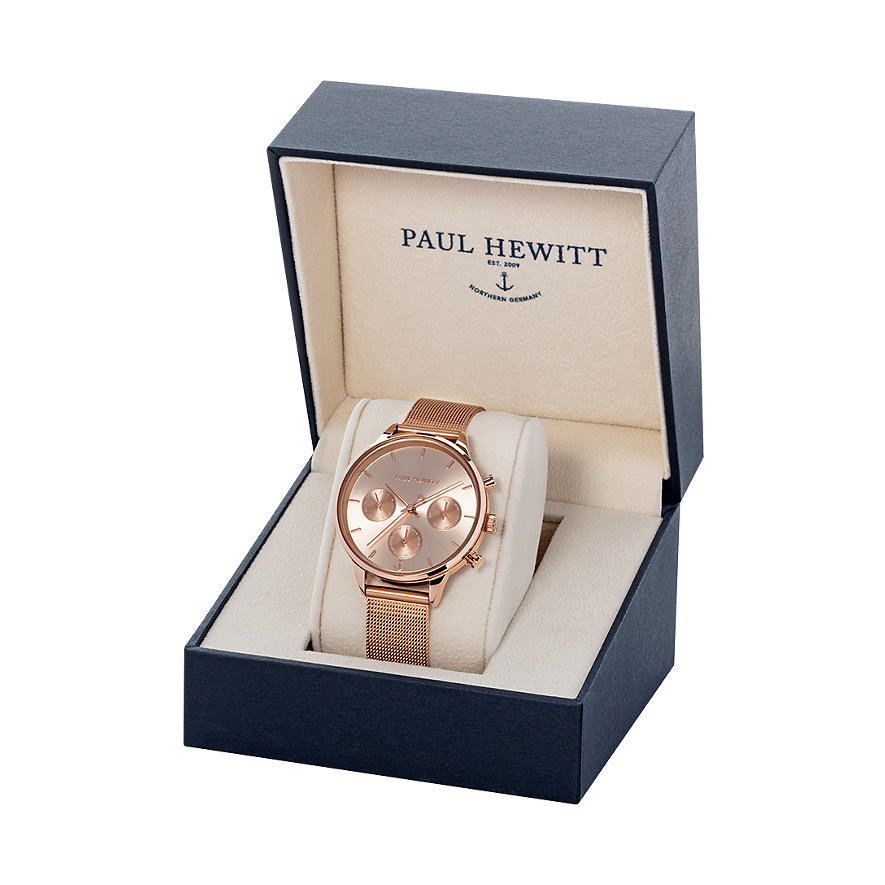 Paul Hewitt Chronograph Everpulse PH-E-R-RS-4S