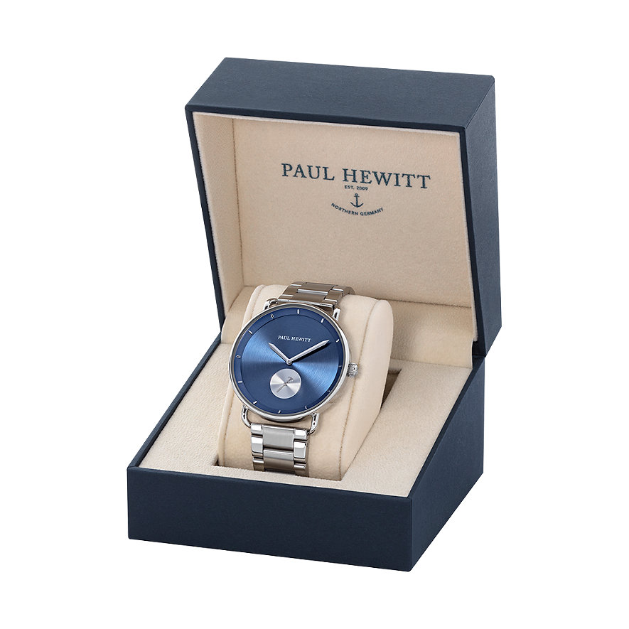 Paul Hewitt Herrenuhr PH-BW-S-NS-61M