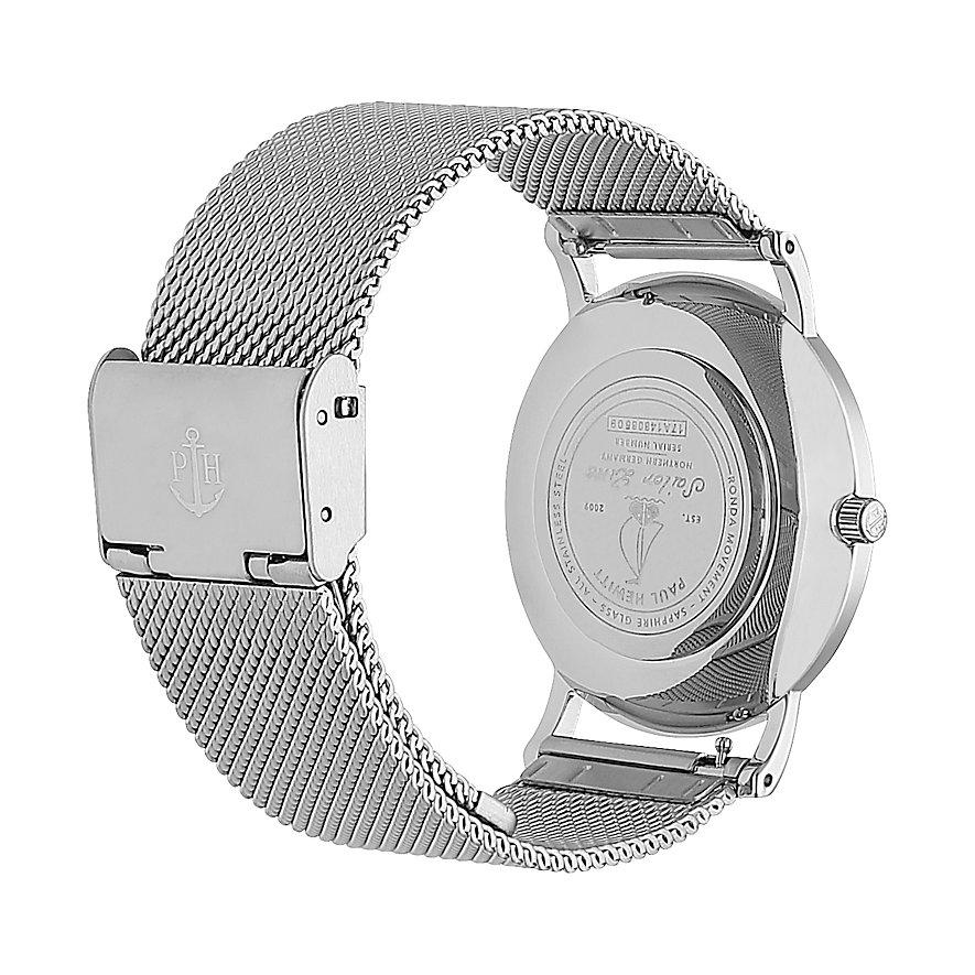 PAUL HEWITT Uhr Sailor Line Silber White Sand Metallband Silber PH-SA-S-Sm-W-4S