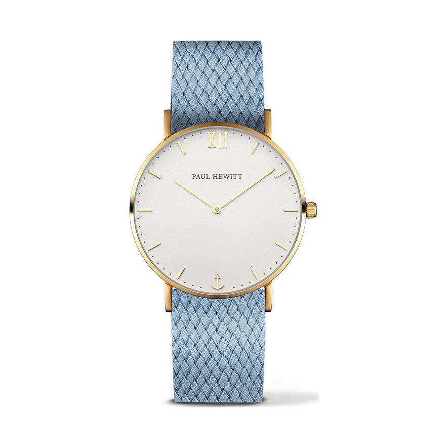 PAUL HEWITT Uhr Sailor Line White Sand PH-SA-G-ST-W-26S