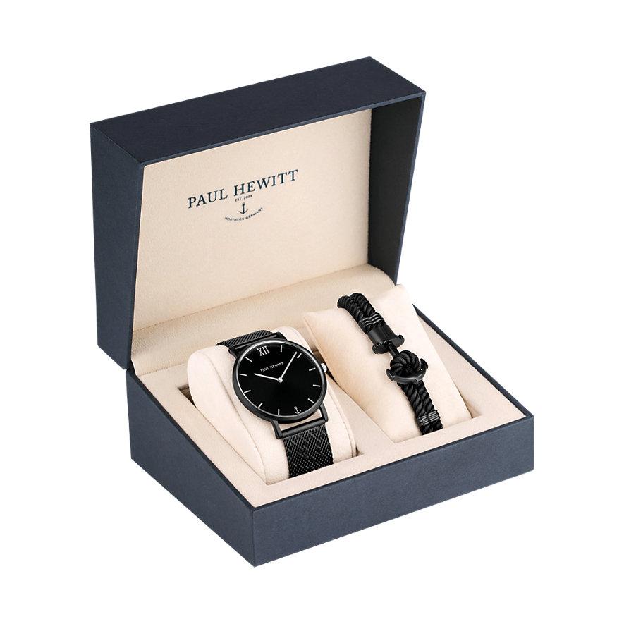 Paul Hewitt Uhren-Set Sailor Line