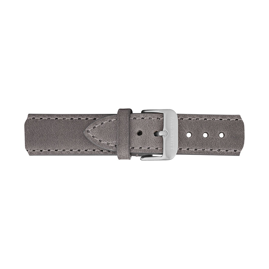 Paul Hewitt Uhrenarmband Leder PH-M1-S-13M