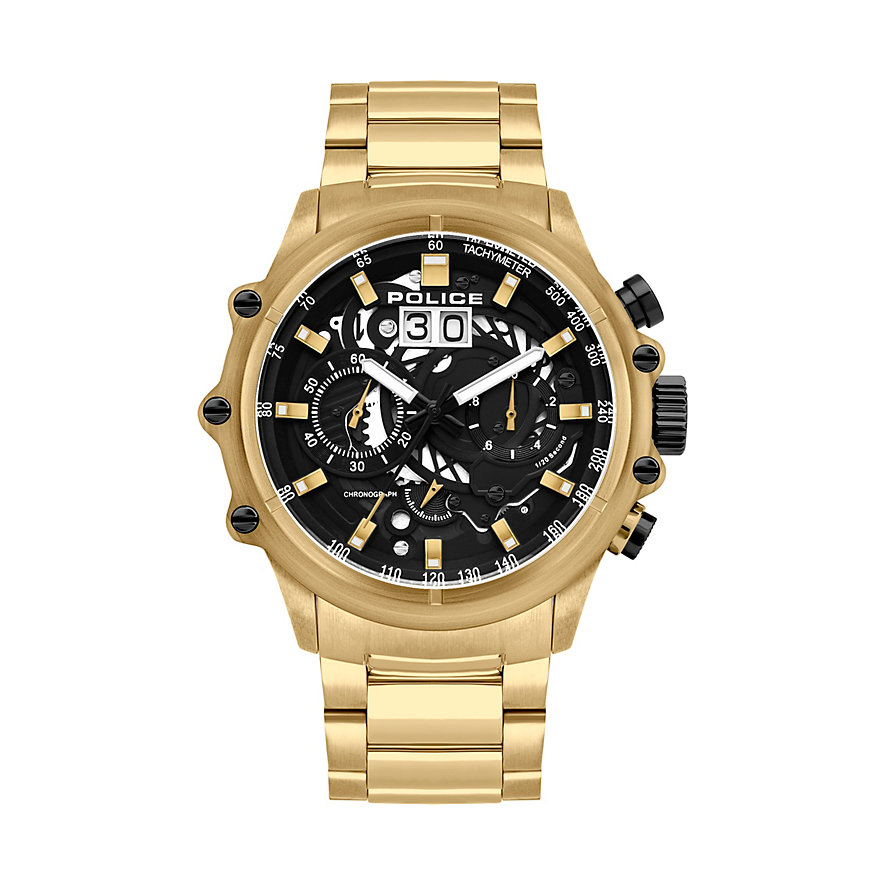 Police Chronograph Luang PL16018JSG.02M
