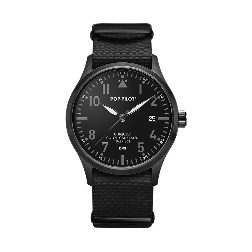 Pop-Pilot Herrenuhr DME