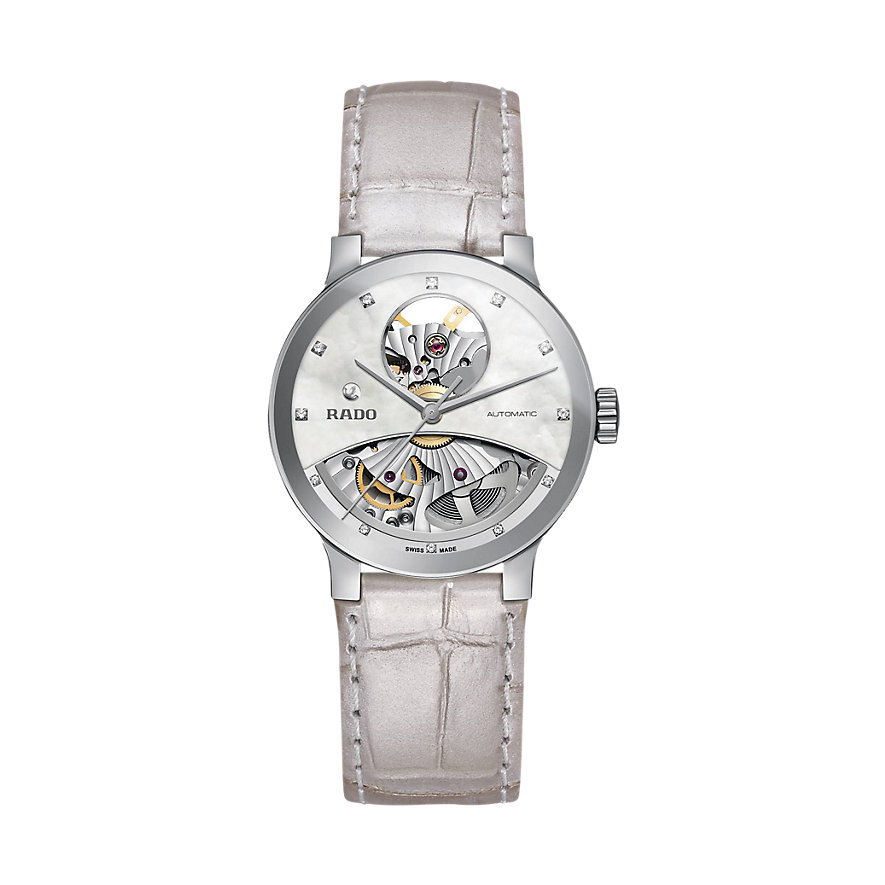 Rado Damenuhr Centrix Diamonds Open Heart R30245905