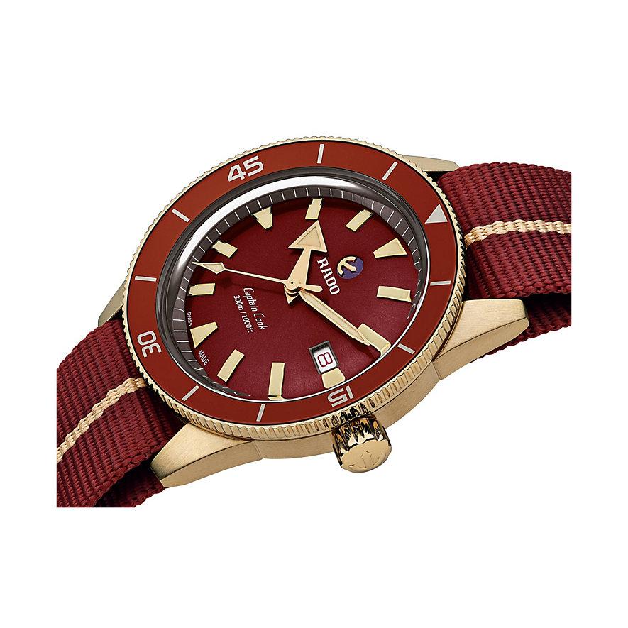 Rado Herrenuhr Captain Cook Bronze R32504407