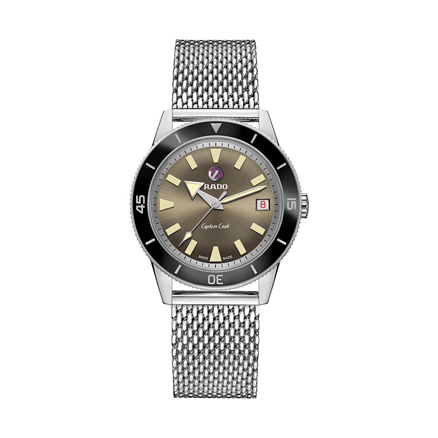 Rado Herrenuhr Captain Cook, Limited Edition R32500315