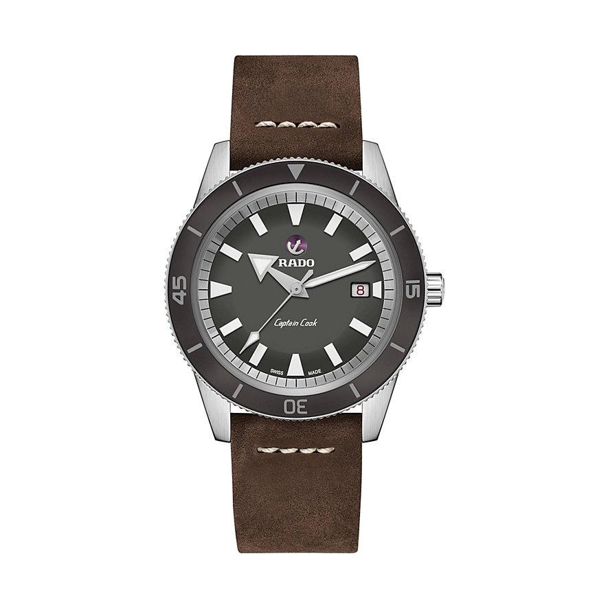 Rado Herrenuhr Captain Cook R32505015