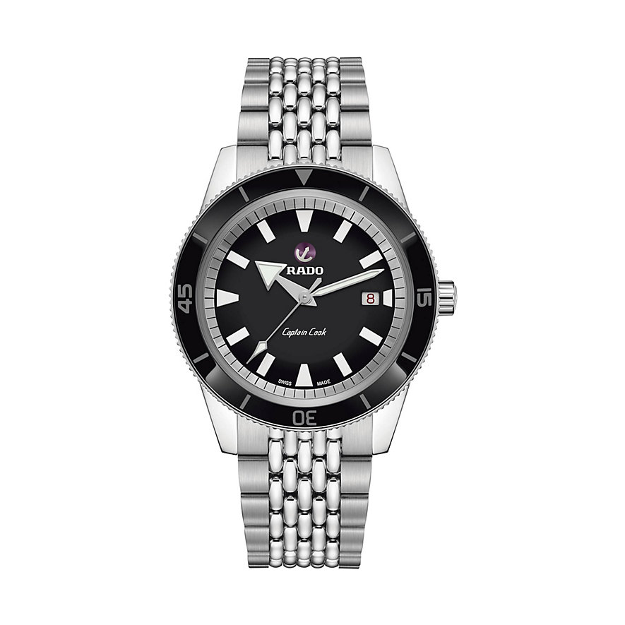 Rado Herrenuhr Captain Cook R32505153