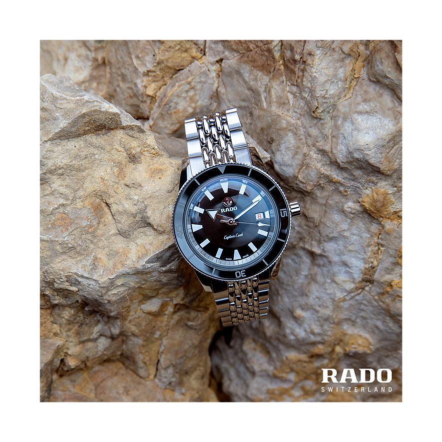 Rado Herrenuhr Captain Cook R32505153
