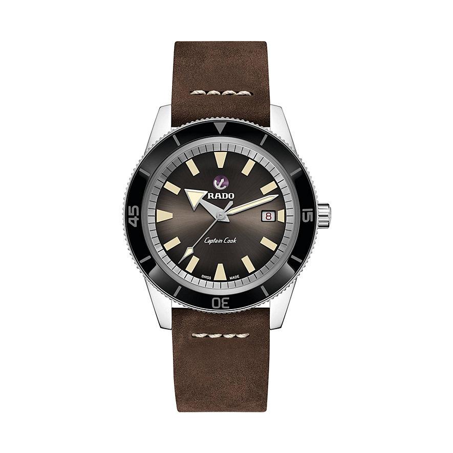 Rado Herrenuhr Captain Cook R32505305