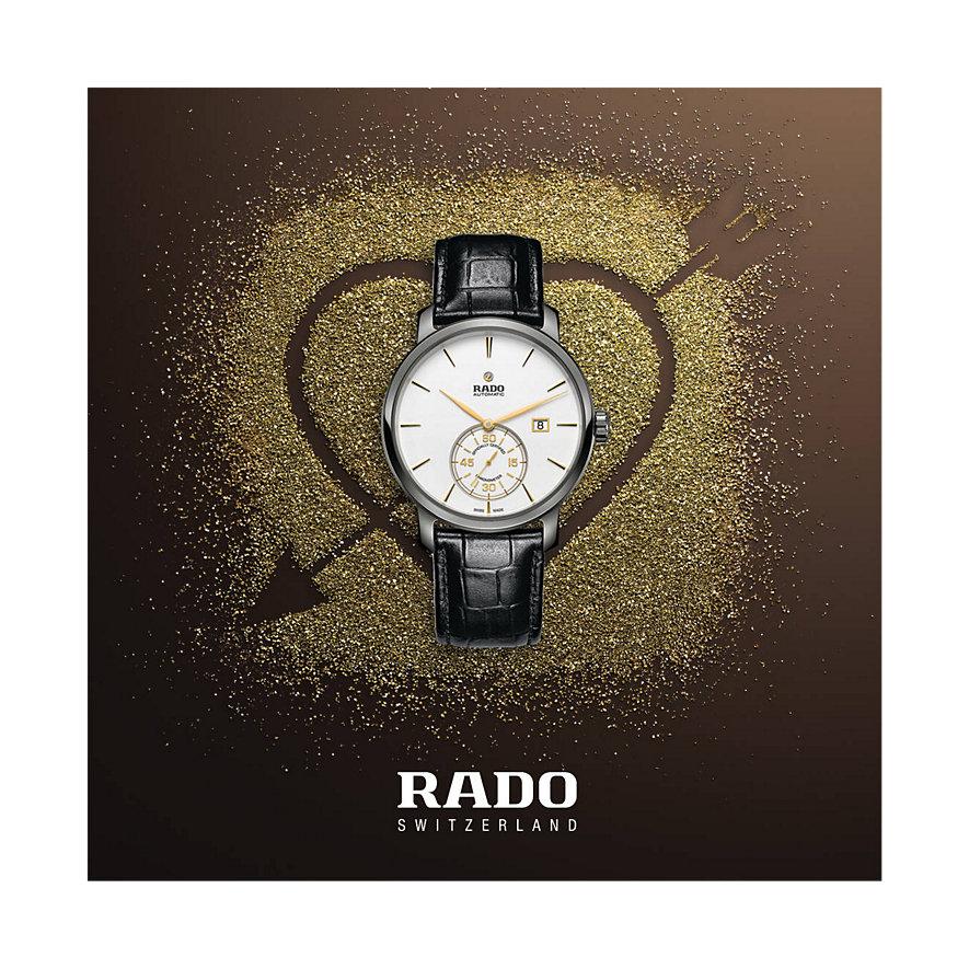 Rado Herrenuhr DiaMaster Petite Seconde R14053016
