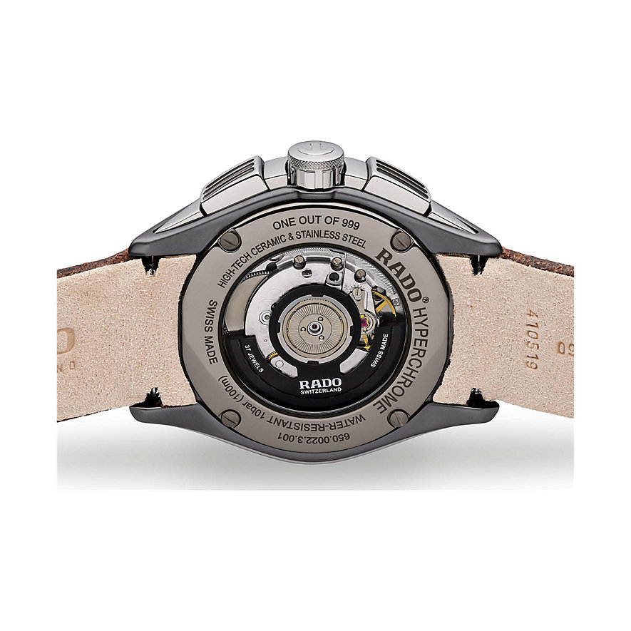 Rado Herrenuhr HyperChrome Tennis Chronograph R32022105