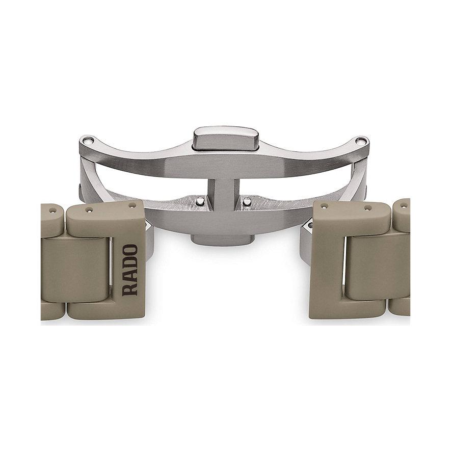 Rado Unisexuhr True Thinline Les Couleurs� Le Corbusier R27098682