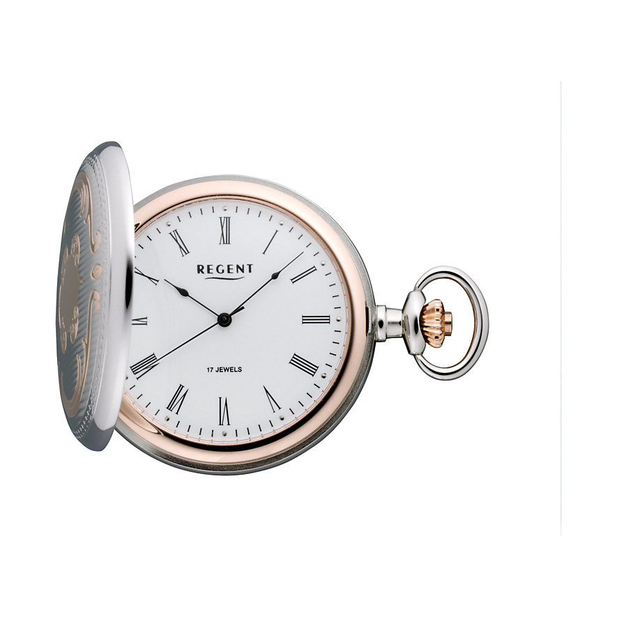 Regent Taschenuhr ohne Kette 11330073