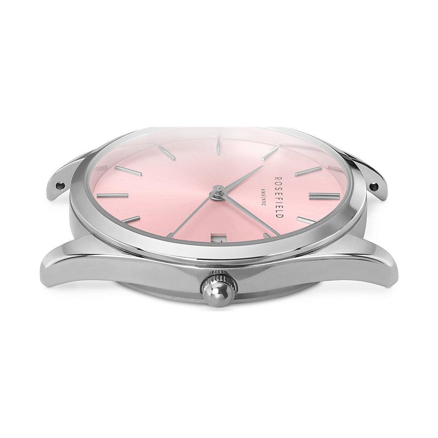 The Ace Sunray Pink Rosefield Damenuhr NOynmwv80