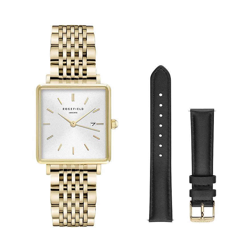 Rosefield Uhren-Set Boxy BWSBG-X242