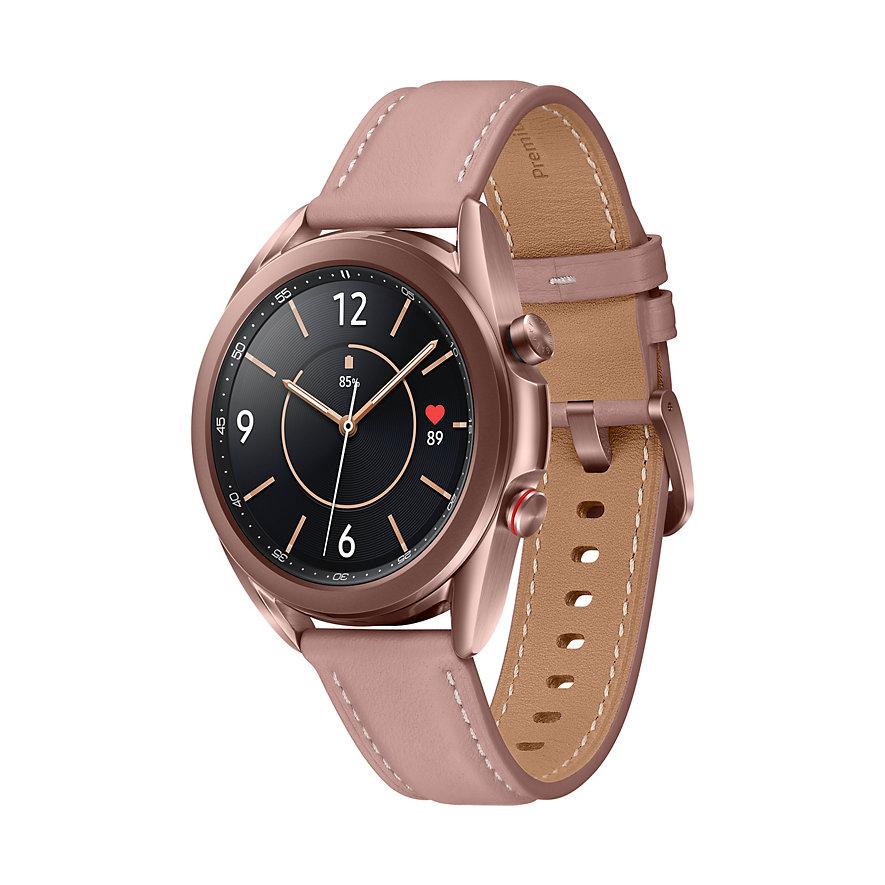Samsung Smartwatch Galaxy Watch 3 LTE SM-R855FZDAEUB