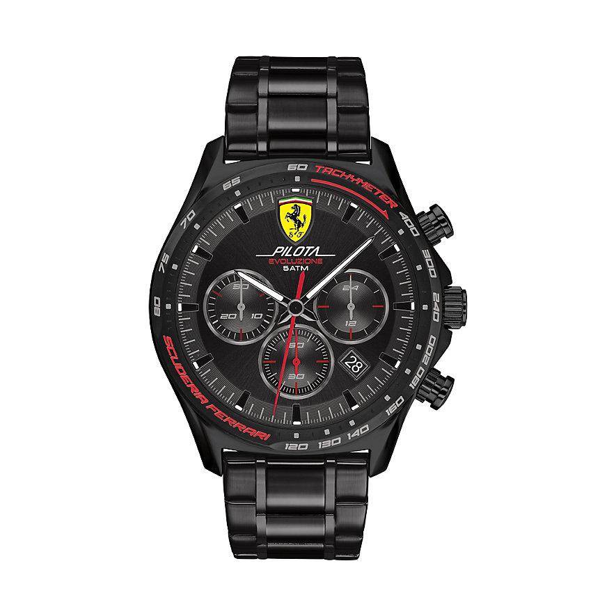 Scuderia Ferrari Chronograph Pilota Evo 0830716
