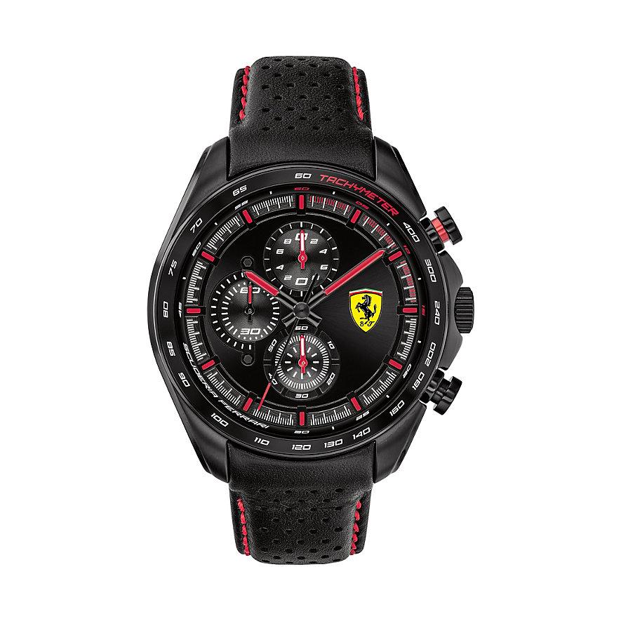 Scuderia Ferrari Chronograph Speedracer 0830647