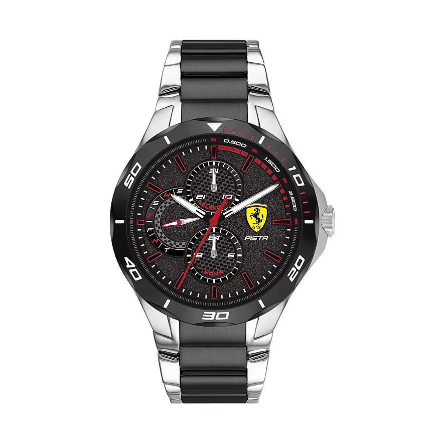 Scuderia Ferrari Herrenuhr Pista 0830761