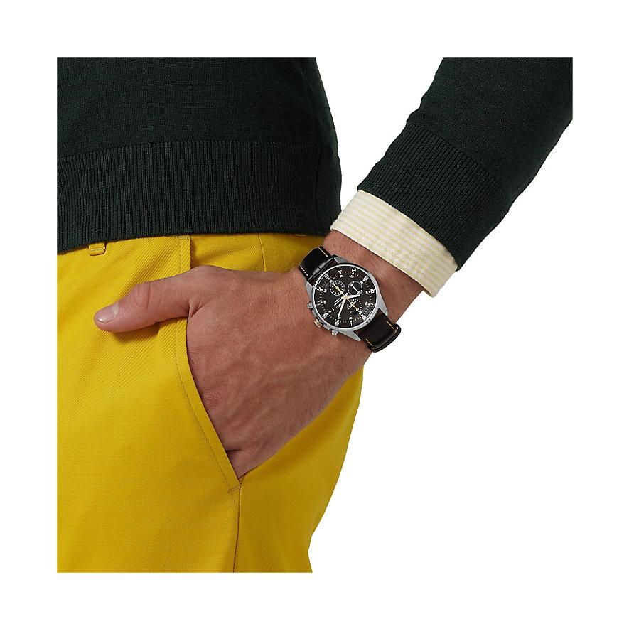 Seiko Herrenchronograph SNDC89P2