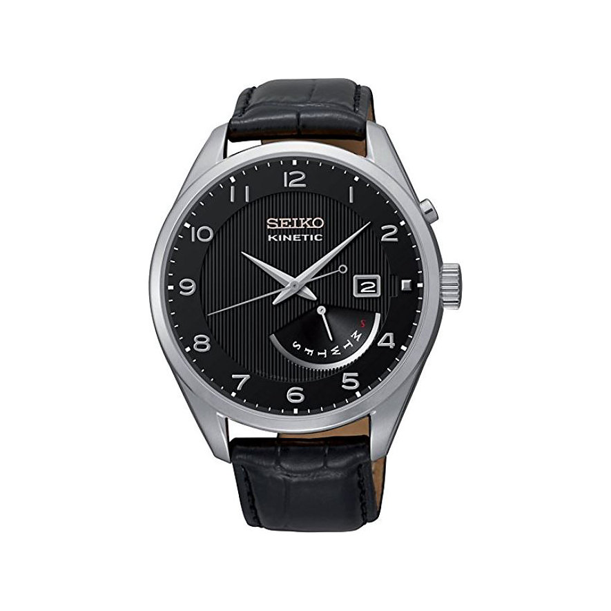 Seiko Herrenuhr Kinetic SRN051P1