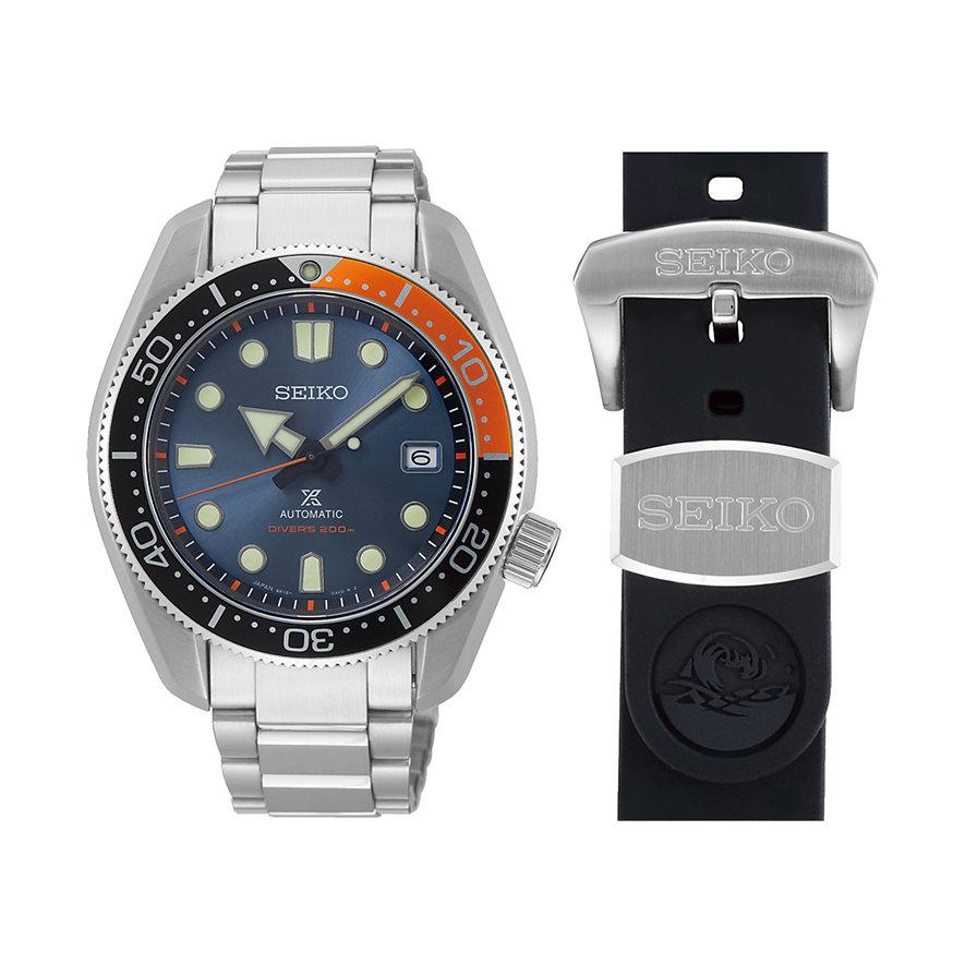 Seiko Herrenuhr mit Wechselband Prospex Auto Diver Special SPB097J1