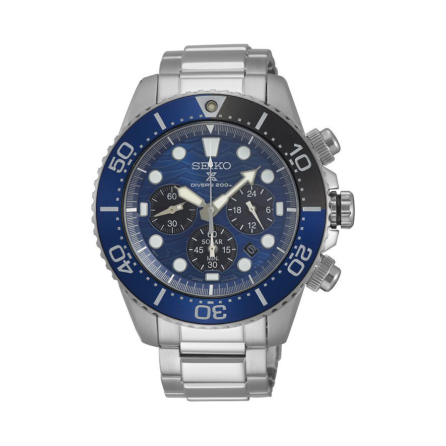 Seiko Herrenuhr Prospex Save The Ocean SSC741P1