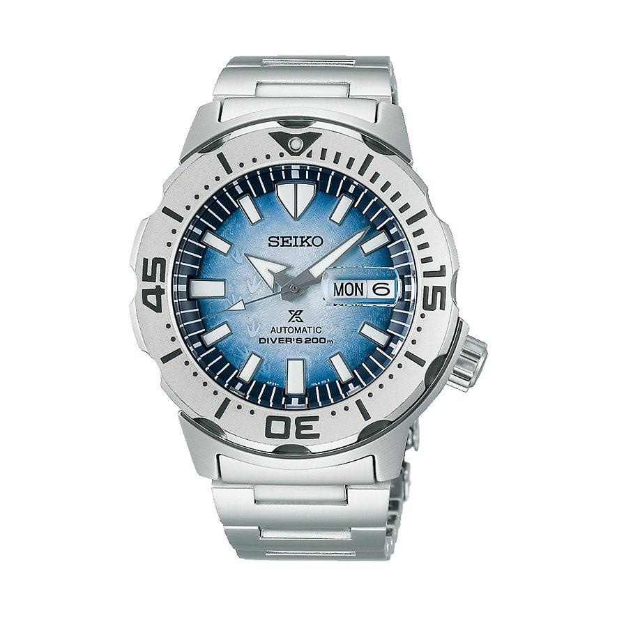 Seiko Herrenuhr Save the Ocean SRPG57K1