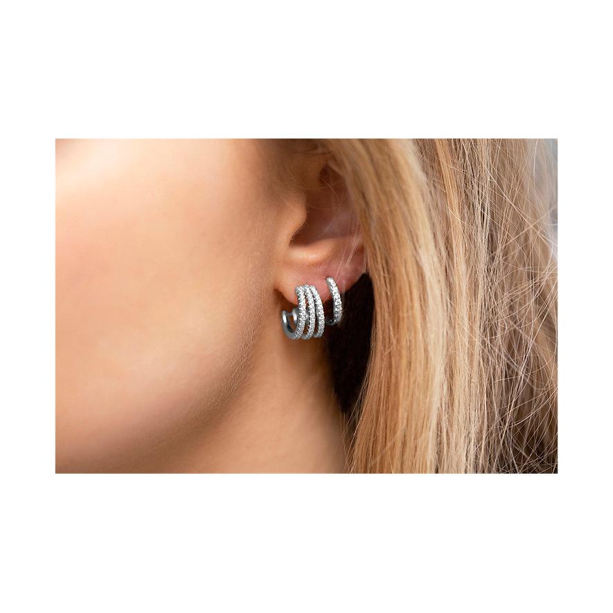 Sif Jakobs Jewellery Creolen SJ-E1068-CZ