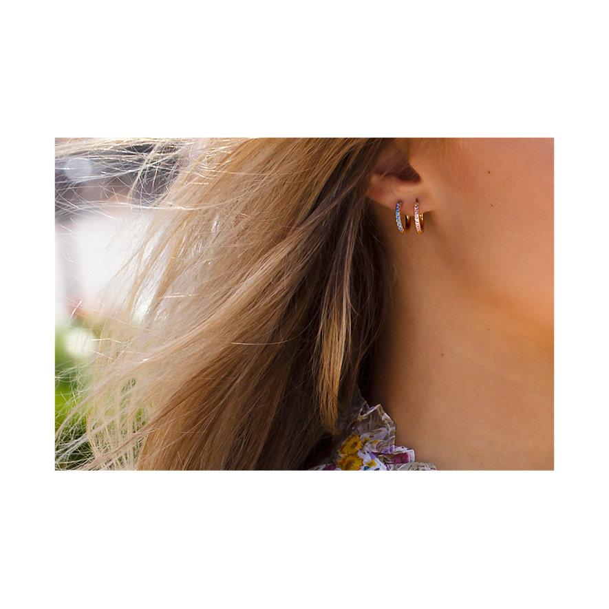 Sif Jakobs Jewellery Creolen  SJ-E2859-PK-YG